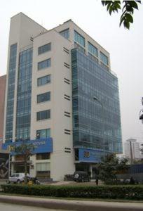 Chống thấm vách nhôm kính tòa nhà Anh Minh