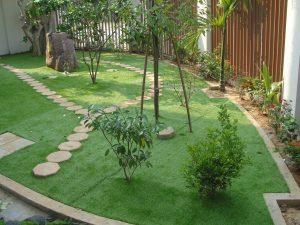 Dịch vụ thi công trồng cỏ Sơn Hà
