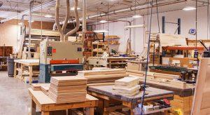 Dịch vụ sản xuất thi công đồ gỗ nội thất
